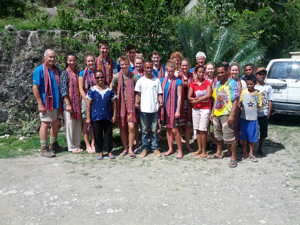 MR Group In Baguia