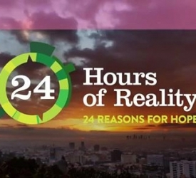 24 Hours Of Reality: 24 Reasons For Hope