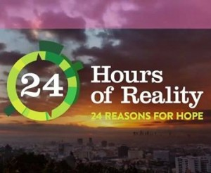 24 Hours of Reality