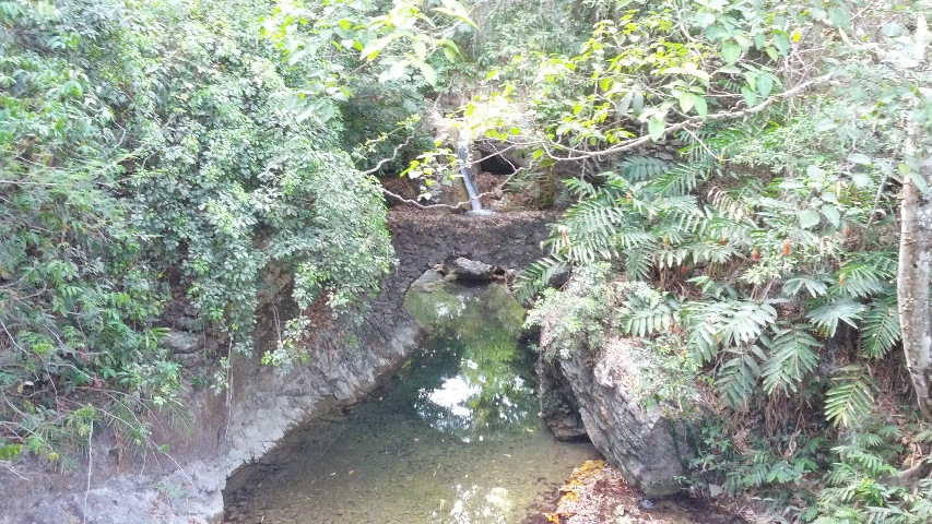 When flowing this is my favourite spot in Timor Leste