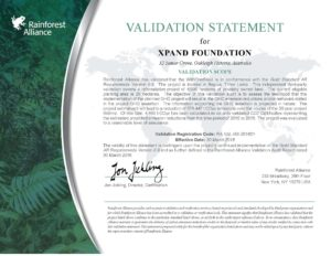 WithOneSeed GS Initial Cert Valid Statement 16